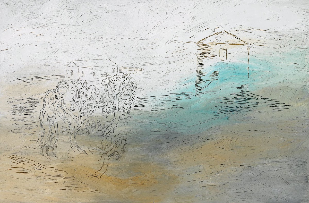 Ilda David'. Bíblia Ilustrada. João Ferreira d'Almeida