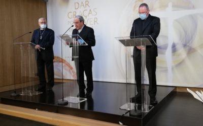 Contas, Natal, eutanásia, populismos e crise pandémica – as preocupações dos bispos católicos