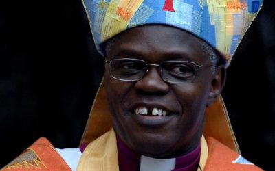 Primeiro arcebispo anglicano de Inglaterra fora das nomeações de Boris Johnson para a Câmara dos Lordes