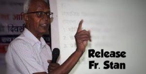 P Stan Swamy, sj. Índia