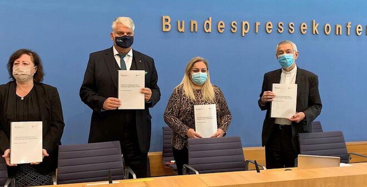 Liberdade religiosa. Relatório Alemanha