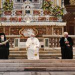 """Papa pede cristãos """"responsáveis pelos outros"""" e que não sejam indiferentes"""