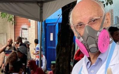 Júlio Lancellotti: o padre ameaçado de morte no Brasil, mas protegido pelo Papa