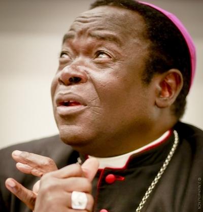 Bispo Matthew Kukah. Nigéria