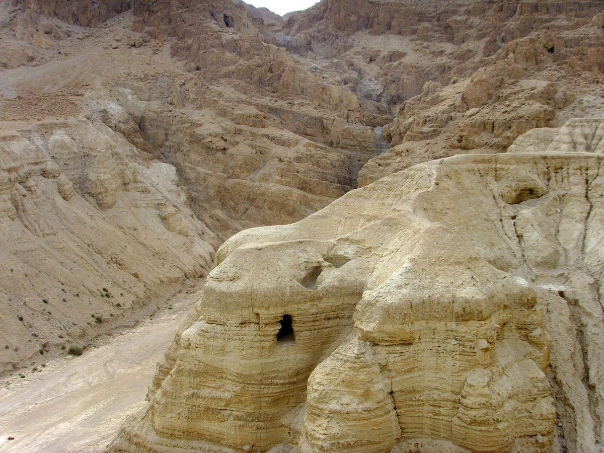 Qumran. Manuscritos