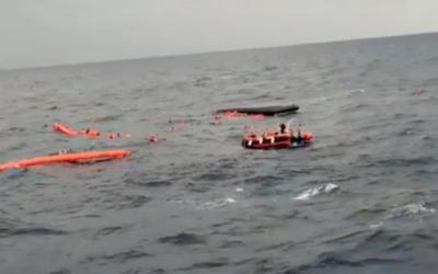 Open Arms resgata 263 pessoas do Mediterrâneo, mas há seis vítimas de naufrágio, incluindo um bebé
