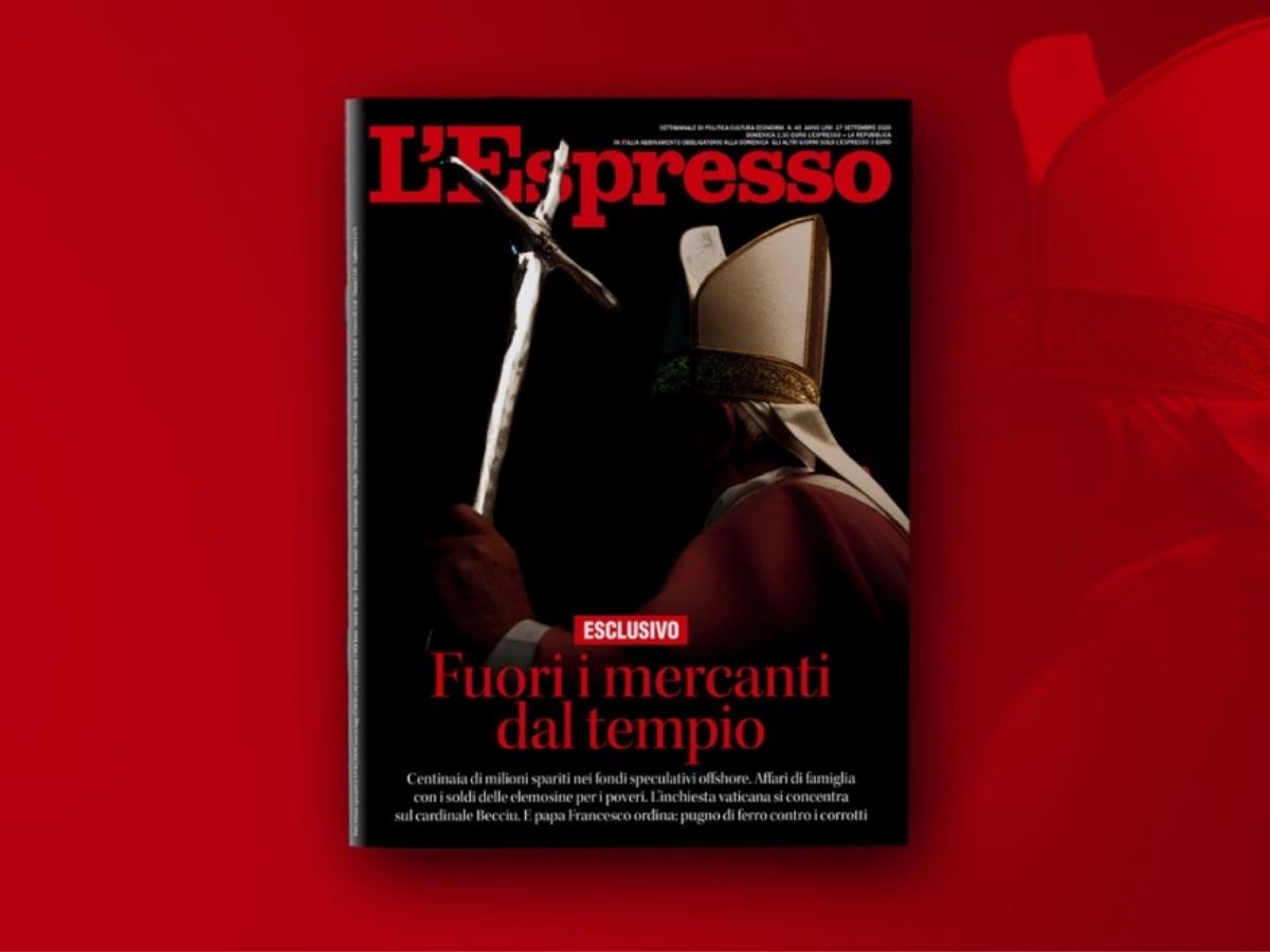 capa l'espresso becciu