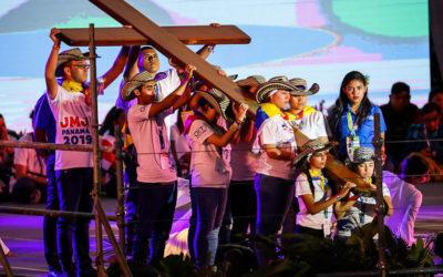 Jovens portugueses recebem símbolos da JMJ