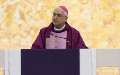 Bispos admitem Natal confinado, mas dizem que é seguro ir à igreja