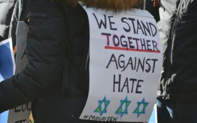 Europa: 22% dos crimes de ódio em 2019 foram contra judeus