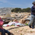 Forças israelitas destroem aldeia palestiniana, deixando 41 crianças sem casa