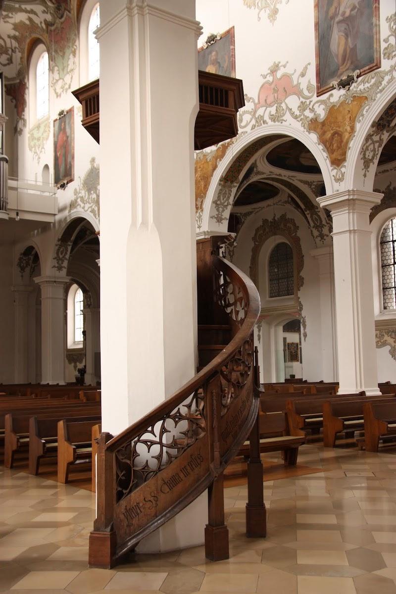 Igreja de São Martinho, Biberach an der Riß