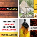 Espanha: Twitter ainda não retirou tópico #Fuegoalclero, que incita ao ódio contra padres católicos