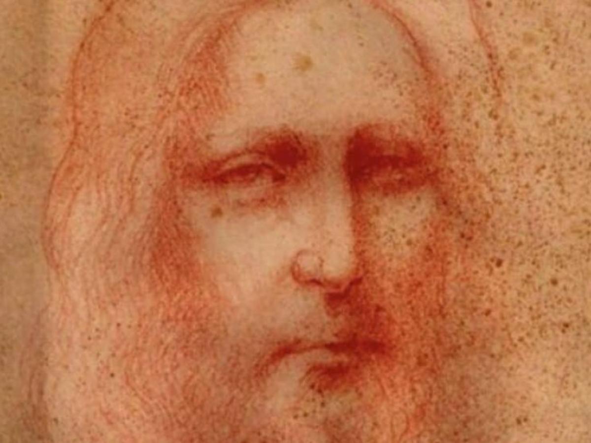 retrato cristo da vinci