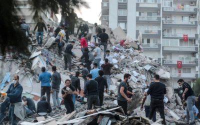 Cáritas italiana oferece ajuda para áreas atingidas do terramoto na Turquia e na Grécia