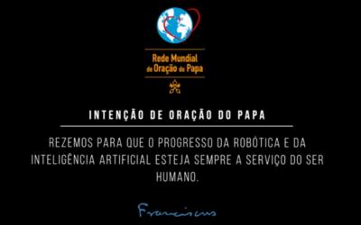 """Francisco pede que o avanço da robótica """"seja humano"""""""