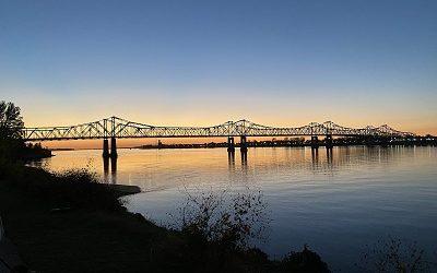 O Mississippi também é um rio