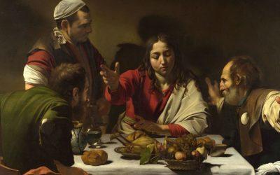 Ensaio de Dimas Almeida (8): Lucas, da mulher pecadora a Zaqueu e à refeição de peixe do Ressuscitado