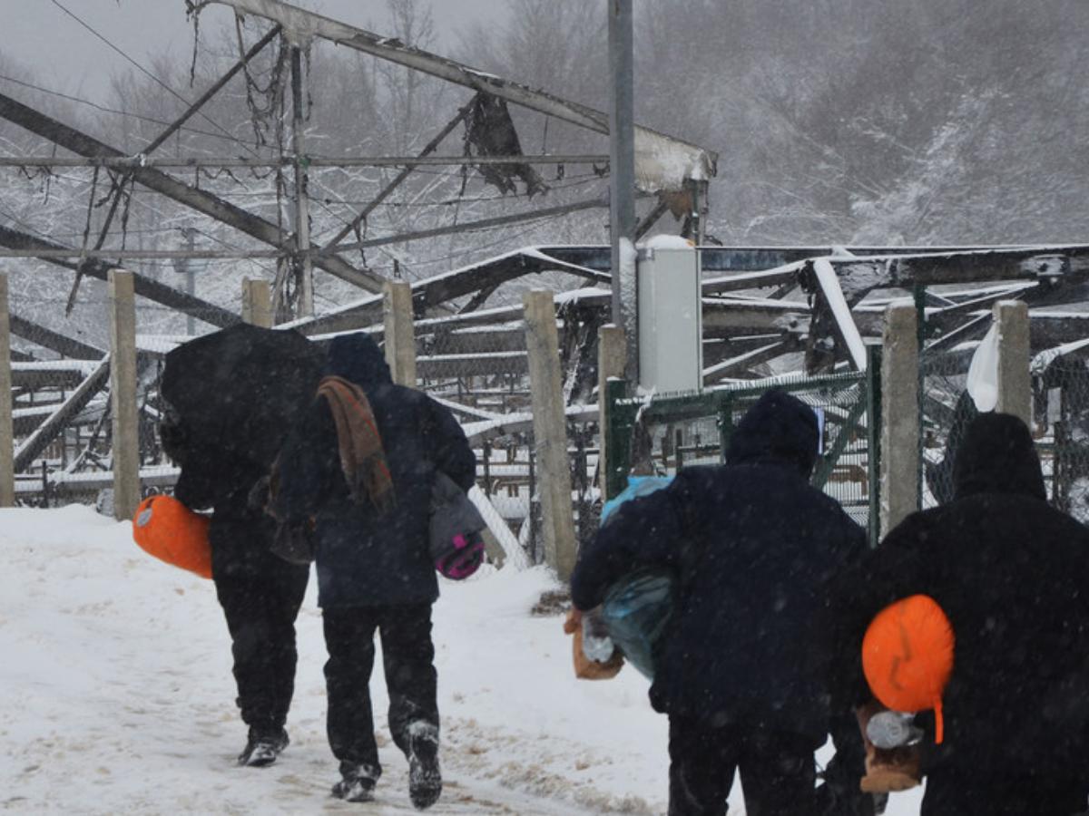 migrantes Bosnia, Foto IOM 2020_Ervin Causevic