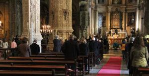 Funeral Eduardo Lourenco