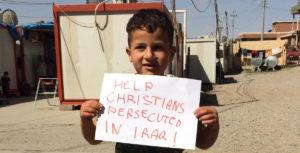 Iraque. Cristãos. Liberdade religiosa.