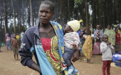 Refugiados e deslocados no mundo ultrapassaram este ano os 80 milhões