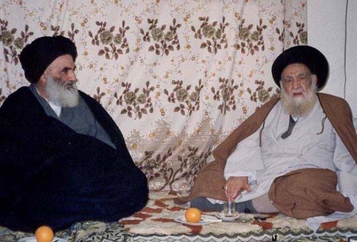 Ali al-Sistani, Iraque, islão, xiita