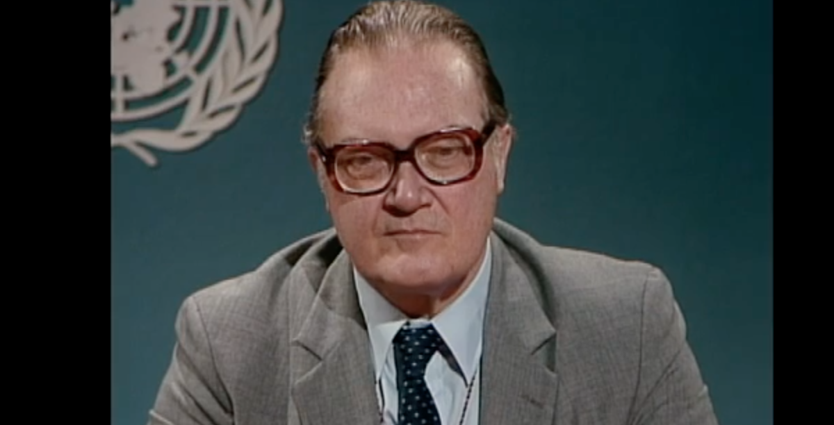 Robert Muller, ONU