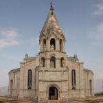 Arménios deslocados de Nagorno-Karabakh temem a destruição das suas igrejas medievais