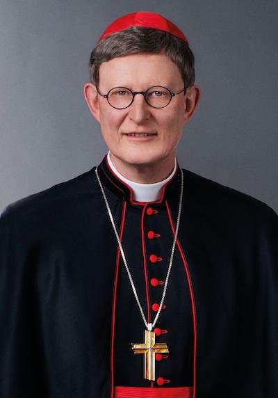 Cardeal Rainer Maria Woelki.