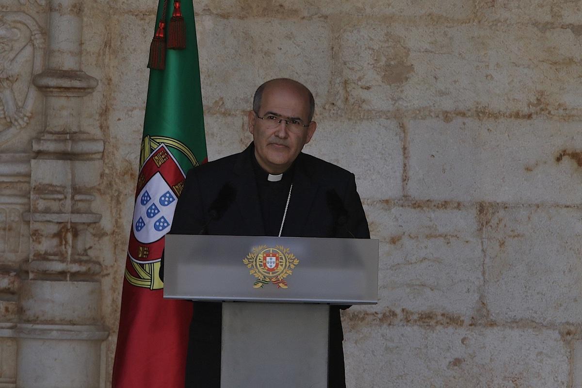 Tolentino Mendonça no Dia de Portugal 2020