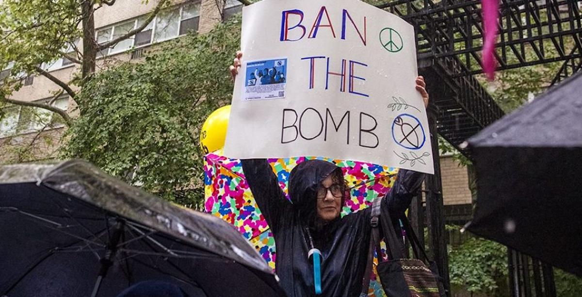 Armas nucleares, guerra, bomba