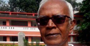 Padre jesuíta Stan Swamy, Índia