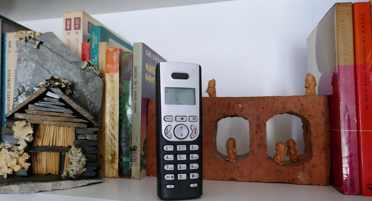 Telefone, Livros, casa, presépio, comunicação,