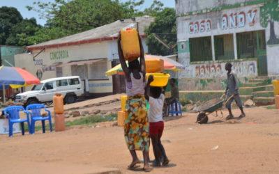 Cafunfo: Polícia angolana cerca equipa do Mosaiko em residência vigiada em permanência