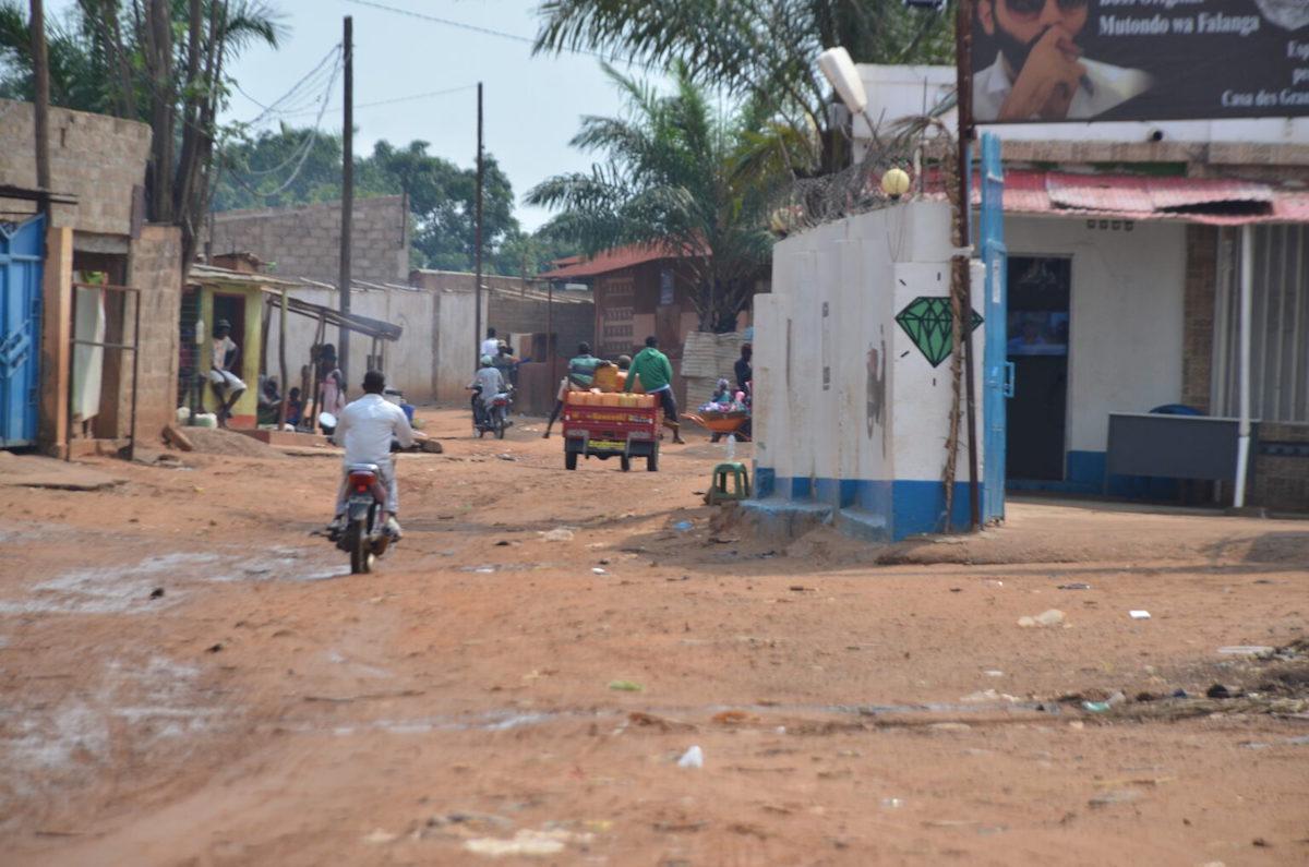 Cafunfo, Lunda Norte, Angola