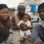 Europa: o porto seguro? A viagem de uma família em busca da paz