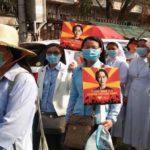 Covid-19 contraído na prisão vitima advogado de San Suu Kyi