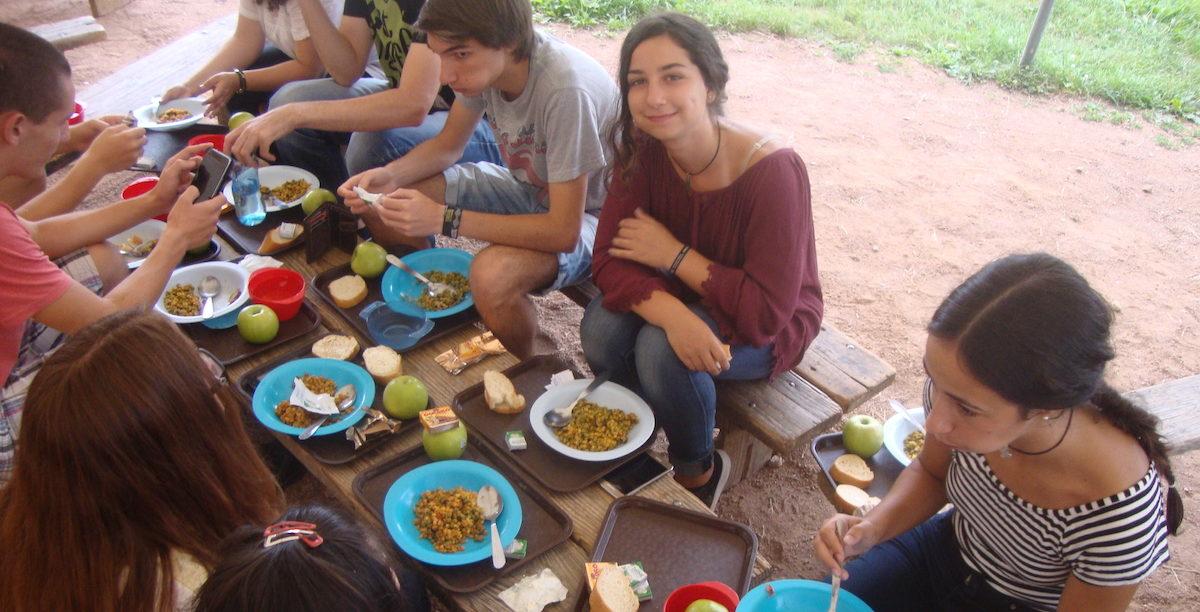 Estudantes, Bragança, Taizé