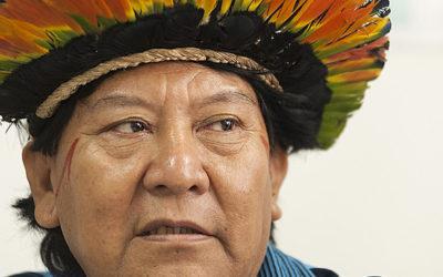 Líder yanomami já é membro da Academia Brasileira das Ciências