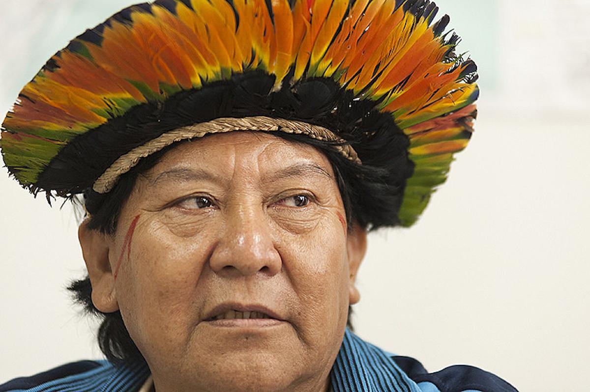Davi Kopenawa, Yanomami