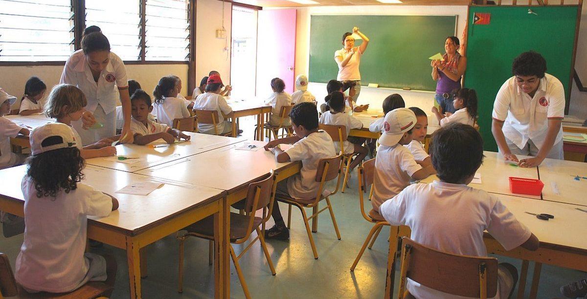 Escola Portuguesa, Timor-Leste