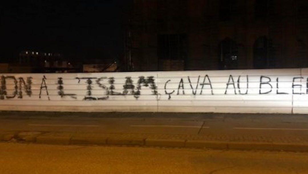Mesquitas atacadas em Espanha e França