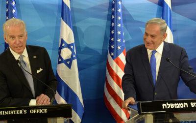 Joe Biden em silêncio, Palestina a votos, Israel à espera que o telefone toque