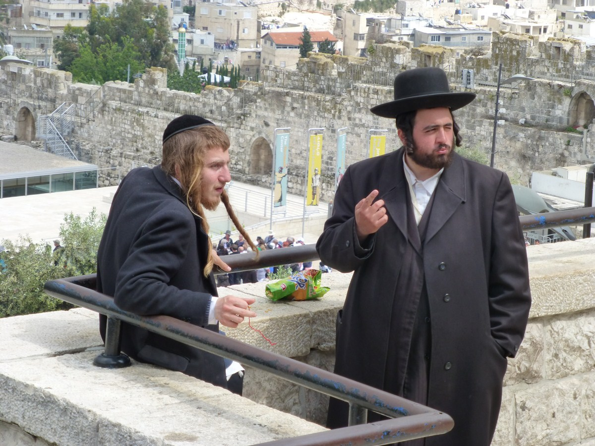 Judaísmo, Jerusalém, Judeus
