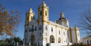 Nossa Senhora de Aires, Évora, Viana do Alentejo, Património,