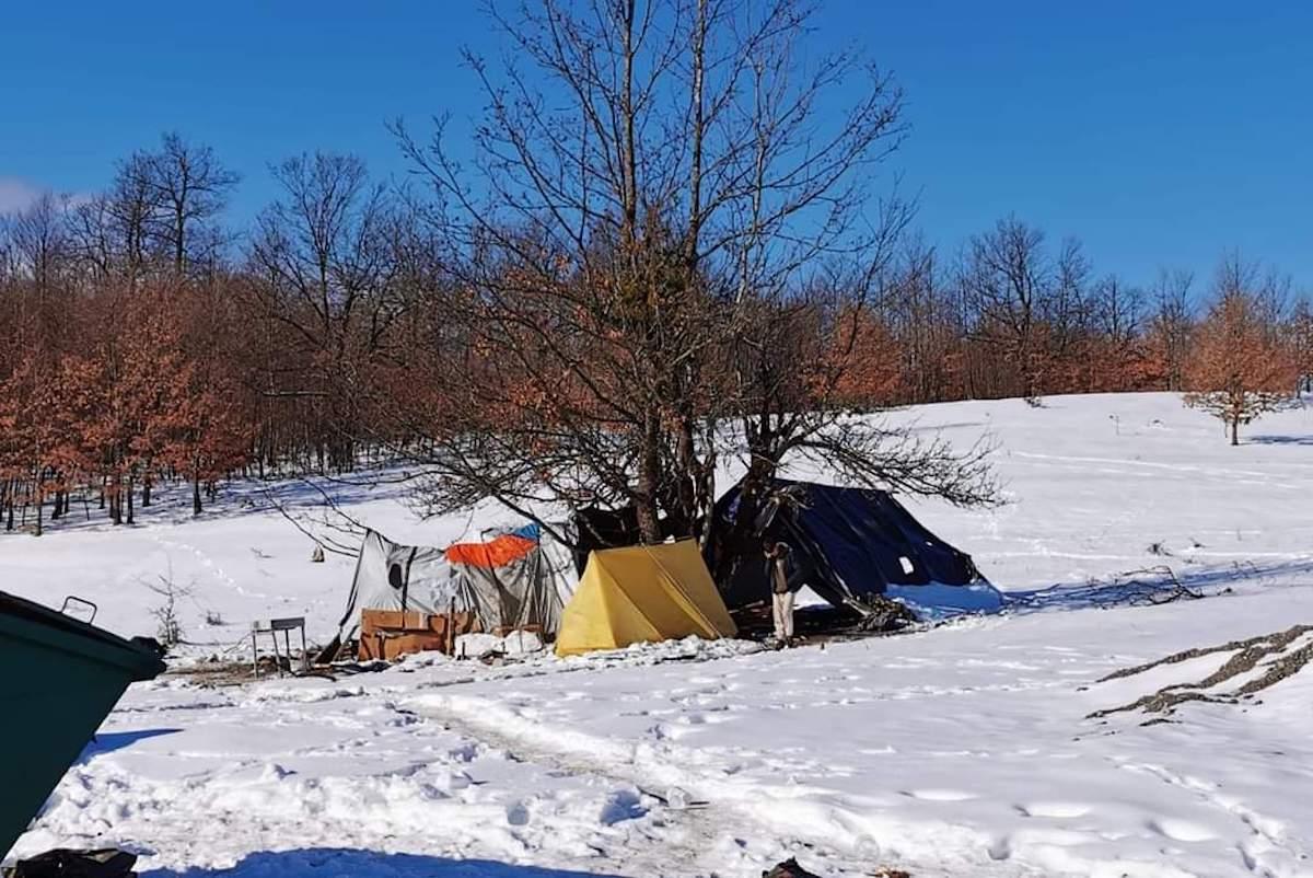 Refugiados, Crianças, Bósnia