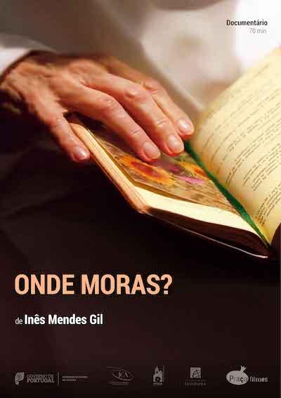 Cartaz filme Onde Moras, Maria Domingos, Monjas Dominicanas