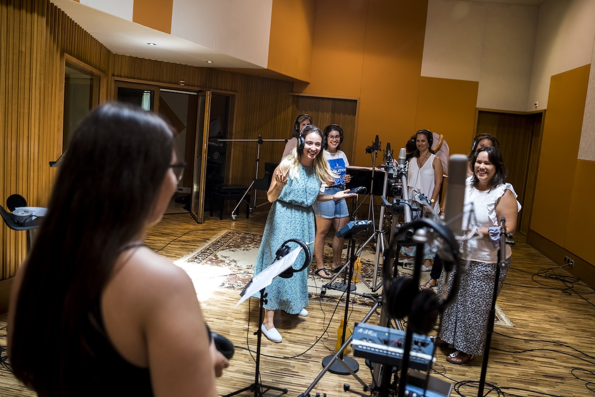 JMJ, Jornadas Mundiais da Juventude, hino, videoclipe