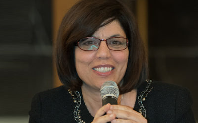 Uma árabe nascida em Israel é a nova presidente dos Focolares